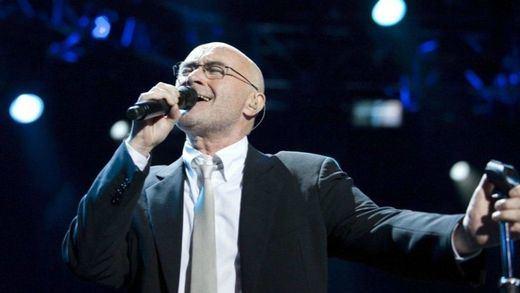 Phil Collins regresa a la música tras cuatro años de retiro