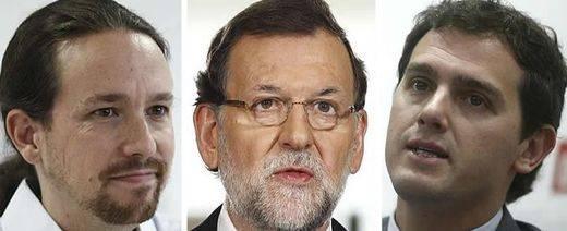 Rivera e Iglesias en la Moncloa: lo qué pasará y se hablará en sus reuniones con Rajoy