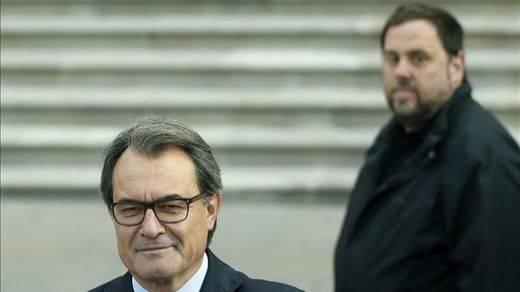 Convergència y ERC concurrirán a las generales por separado pese a compartir programa