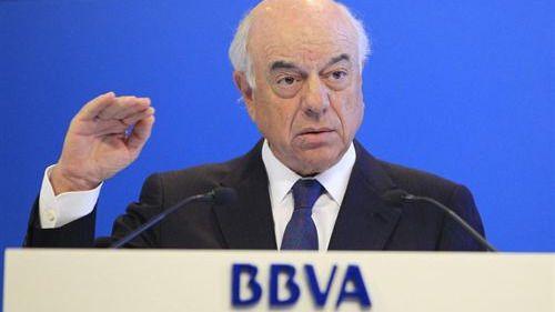 BBVA ganó hasta septiembre un 11,8% menos tras comprar Catalunya Banc y el 15% de Garanti