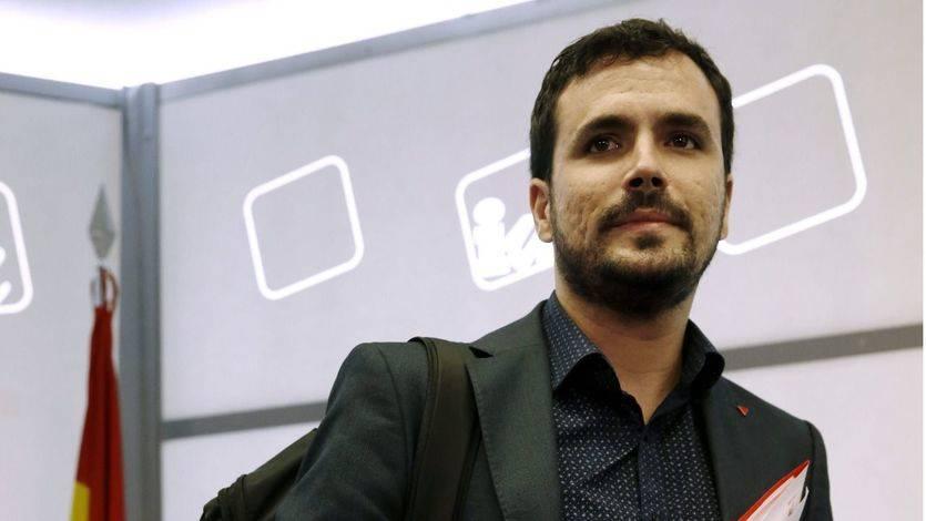 El programa de Alberto Garzón: un millón de empleos, renta mínima o impuestos a los ricos