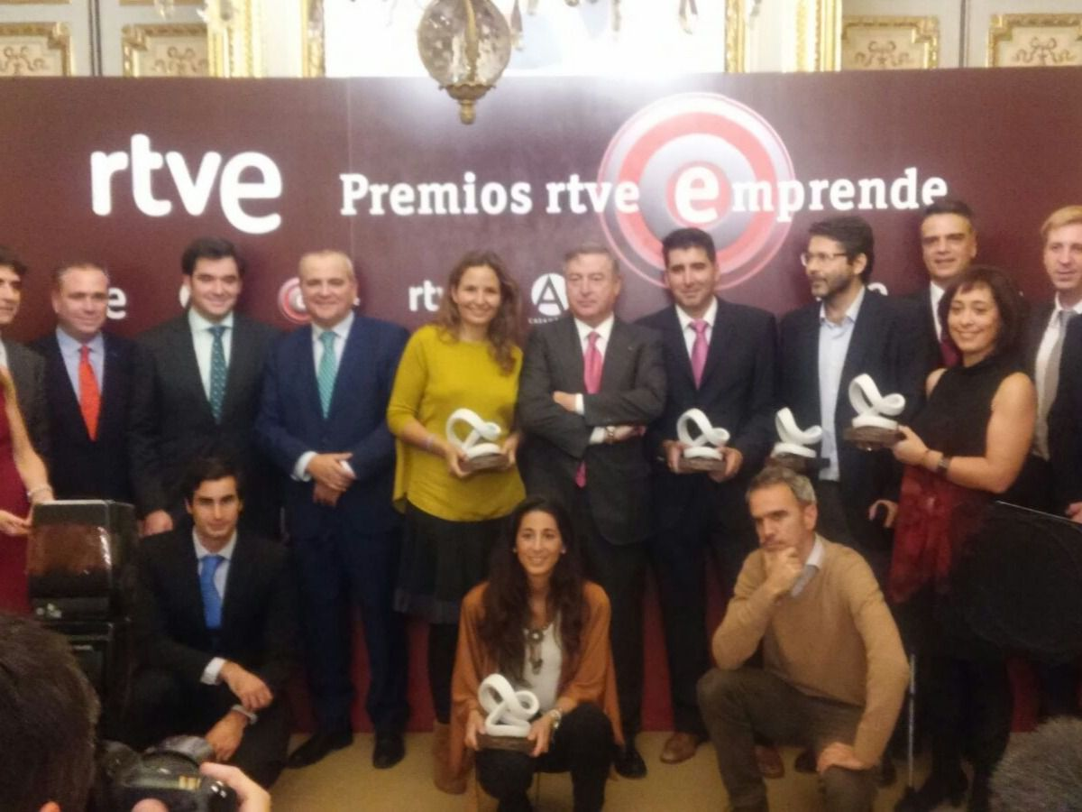 Percentil gana el premio RTVE Emprende