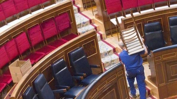 ¿Cuánto cuesta cada escaño del Congreso a los españoles?
