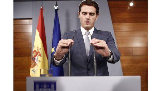 Ciudadanos descarta a Podemos del `pacto por la unidad del Estado´