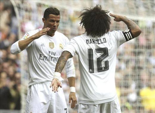 El Madrid vence al Las Palmas con la cabeza puesta en el PSG (3-1)