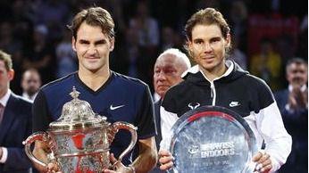 Federer tumba a Nadal en la final de Basilea