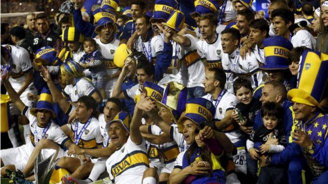 Tévez logra el milagro y vuelve a hacer a Boca campeón argentino