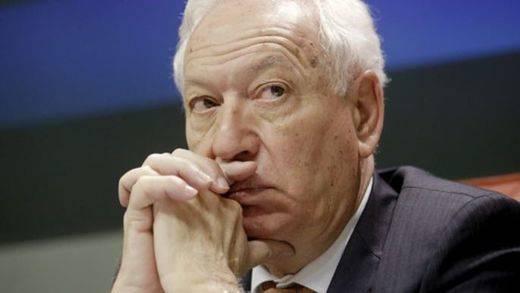 Margallo eleva el tono del Gobierno sobre Cataluña: