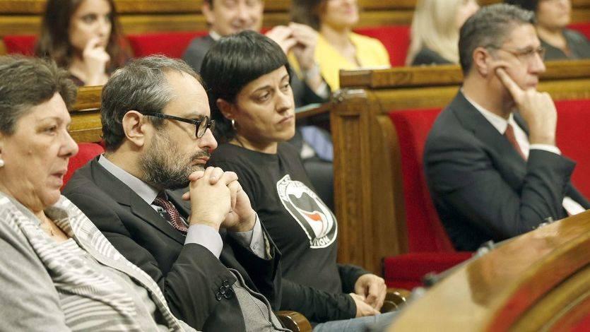 El Constitucional podría suspender el pleno independentista del Parlament