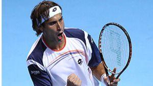 Ferrer sigue en racha: paliza a Dolgopolov en el torneo de Paris Bercy