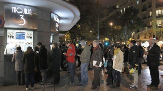 La primera jornada de la 'Fiesta del Cine' lleva a las salas españolas a 495.368 personas