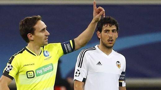 El Valencia de Nuno se desinfla en Gante (1-0)