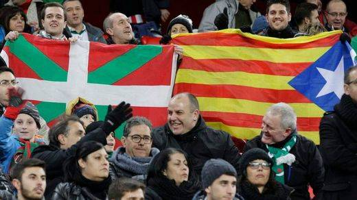 Más que un partido de fútbol: nuevo amistoso entre Cataluña y Euskadi el 27-D en el Campo Nou