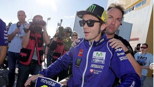 El TAS desestima el recurso de Rossi, que saldrá el último en Valencia