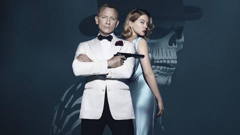 'Spectre': los grandes éxitos de James Bond