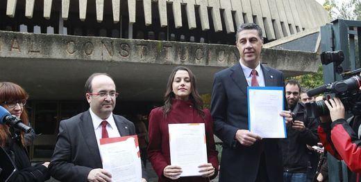 El Constitucional vota a favor de permitir el debate sobre la independencia en el Parlament