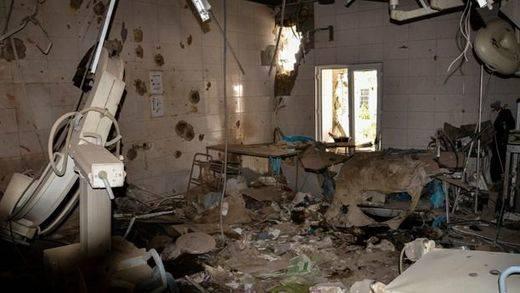 EEUU desoyó las llamadas de Médicos sin Fronteras para abortar el ataque al hospital en Kunduz