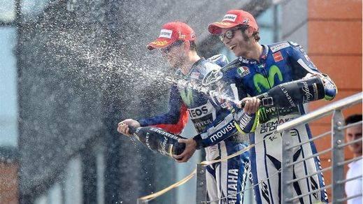 Sepa cuáles son las opciones de Lorenzo y Rossi para ser campeón
