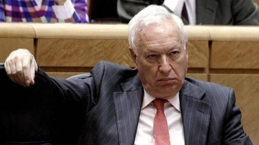 García-Margallo dice que Rodríguez ha sido cesado por manifestar opiniones