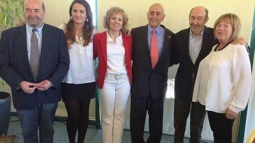 Rubalcaba dice que el PSOE es el partido más veterano porque