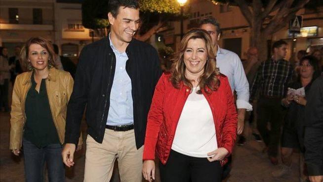 >>Pedro Sánchez acusa a Rajoy de permitir que el secesionismo
