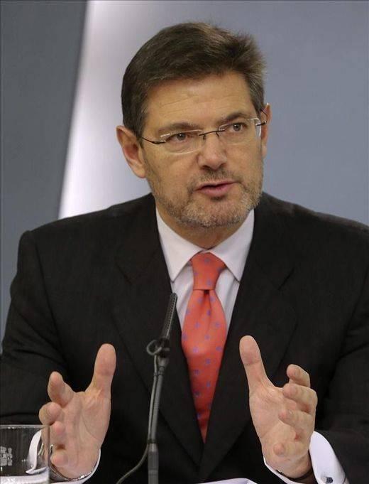 Así justifica Cospedal la presencia de Rafael Catalá en las listas al Congreso por Cuenca