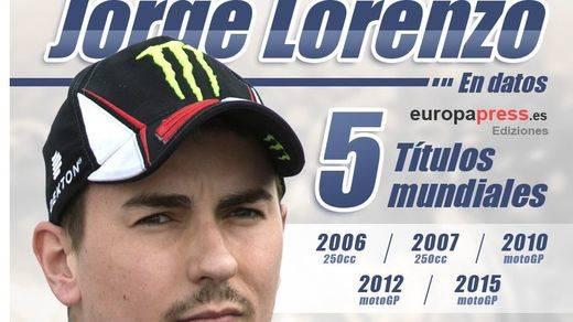 MotosGP: 'Superlorenzo' da la puntilla a Rossi y gana el Mundial