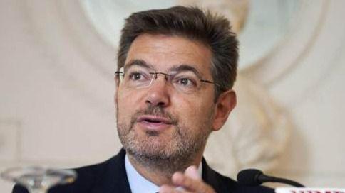 Catalá cree que la propuesta de eliminar el CGPJ está hecha