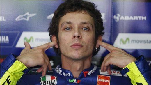 Mal perder de Rossi: acusa a Márquez de haber sido