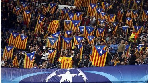 El Barça amenaza a la UEFA con recurrir al TAS en el tema de las esteladas