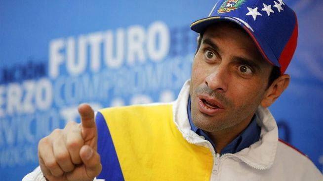 El opositor Capriles denuncia un intento de asesinato por seguidores del chavismo