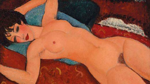 Precios de récord y locura: este cuadro de Modigliani ha costado 158 millones de euros