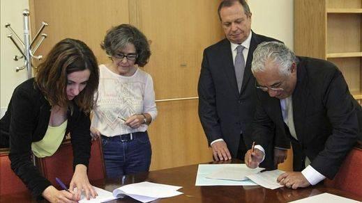 La izquierda portuguesa convierte al Gobierno de Passos Coelho en el más breve de su historia