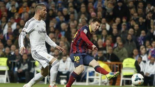 Reaparecer o no reaparecer esa es la cuestión... para Messi y Ramos en el clásico del 21-N