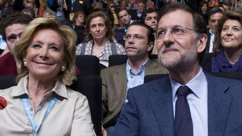 Rajoy asalta las listas electorales de Madrid y Aguirre apenas impone unos pocos nombres