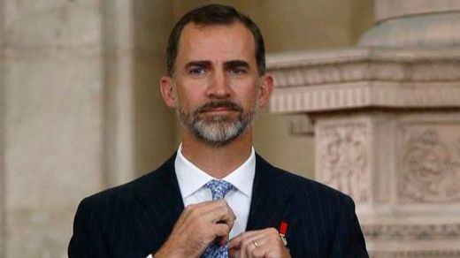 El Rey Felipe, pendiente del Consejo de Ministros y Rajoy, no hará una declaración institucional sobre Cataluña