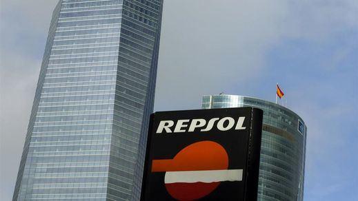 Repsol gana un 49,5% menos por la caída del crudo pero eleva un 5% el beneficio ajustado
