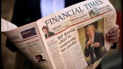 El golpe del 'Financial Times' a Cataluña: considera una