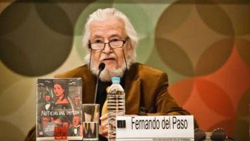 La polivalencia artística del mexicano Fernando del Paso se adorna con el Premio Cervantes