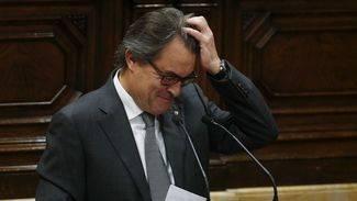 La independencia sale cara: Fitch rebaja el rating de Cataluña a 'bono basura'