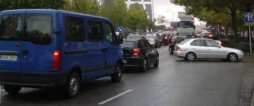 Madrid, ciudad vencida por la contaminación: restringido el aparcamiento en el centro