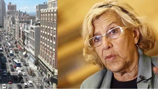 Lluvia de críticas a Carmena por la gestión de la alerta por contaminación en Madrid