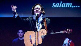 Nueva gira de conciertos de Paco Damas contra la violencia de género