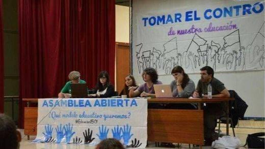 'Cambiemos la Educación' reclama un referéndum vinculante sobre el modelo educativo