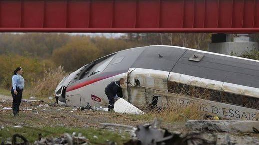 El descarrilamiento presúntamente accidental de un tren en Francia aumenta la tensión