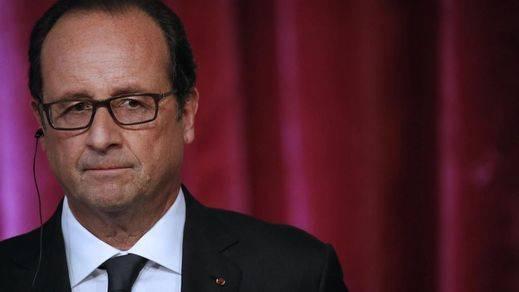 Hollande responde al Estado Islámico: