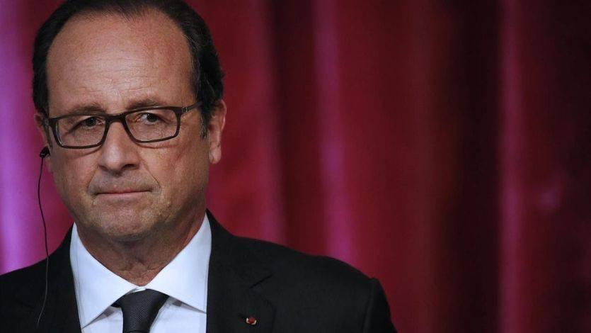 Hollande responde al Estado Islámico: 'Seremos implacables'