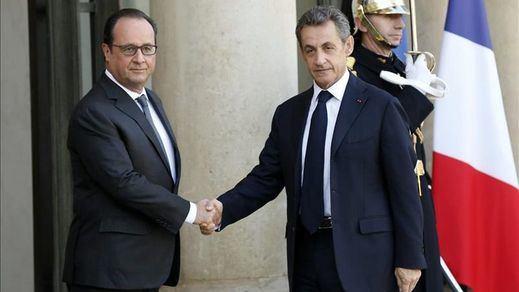 Sarkozy pide colaborar con Rusia para