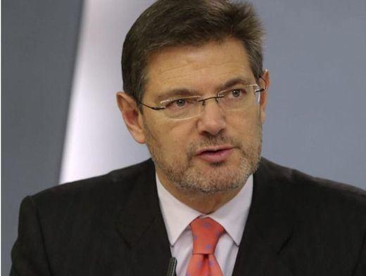 Rafael Catalá afirma que la Fiscalía española está colaborando con la francesa para esclarecer los atentados
