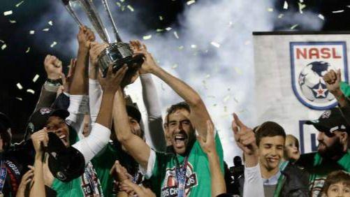 Un campeón que se retira como campeón: el Cosmos de Raúl gana la Liga de EEUU